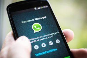 whatsapp aplicativo mais baixado no Brasil