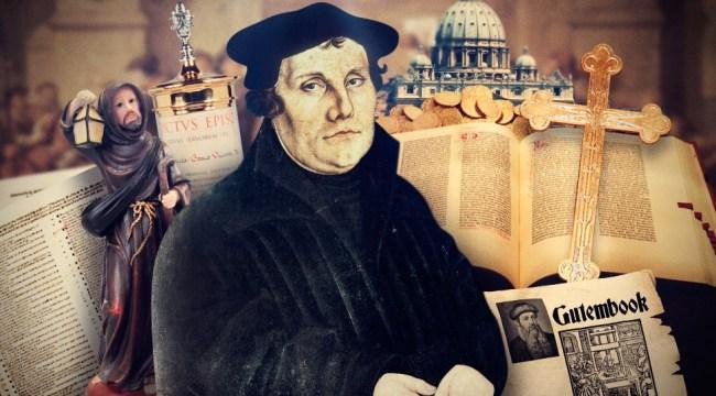 Reforma Protestante - 500 anos de reforma, e agora?