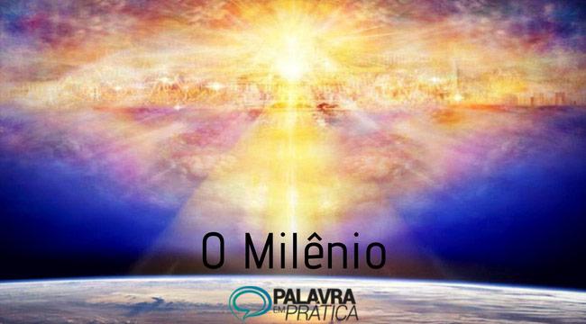 O milênio em uma perspectiva pré-milenista