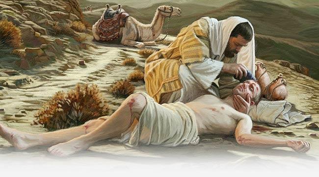 Parábola do Bom Samaritano